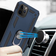 Hybrid Ring Blue Iphone 11 Pro - Bling Cases.com