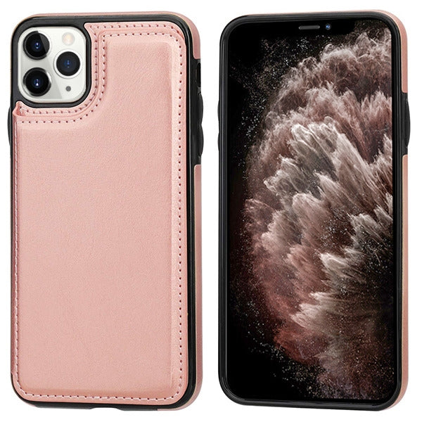 Book Card Rose Gold Iphone 11 Pro - Bling Cases.com