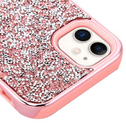 Hybrid Bling Pink Case Iphone 11 - Bling Cases.com