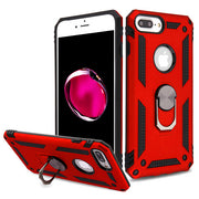 Hybrid Ring Red Case Iphone 6/7/8 Plus - Bling Cases.com