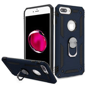 Hybrid Ring Blue Case Iphone 6/7/8 Plus - Bling Cases.com