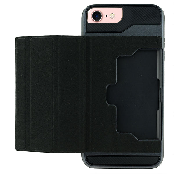 Heavy Duty Card Case Black Iphone 6/7/8