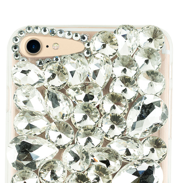 Handmade Bling Silver Iphone 7/8