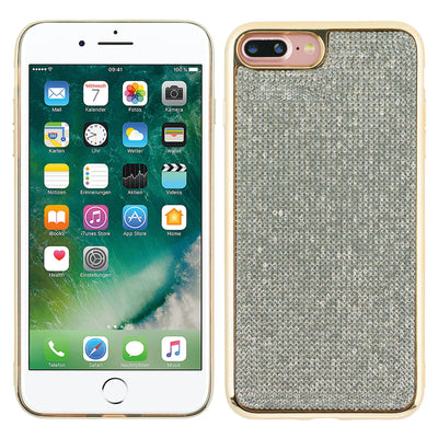 Bling Skin Silver Gold Iphone 7/8 Plus - Bling Cases.com