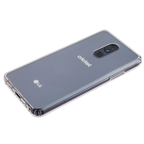 Clear Skin Lg Stylo 5 - Bling Cases.com