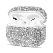 Bling Silver AirPods Pro - Bling Cases.com