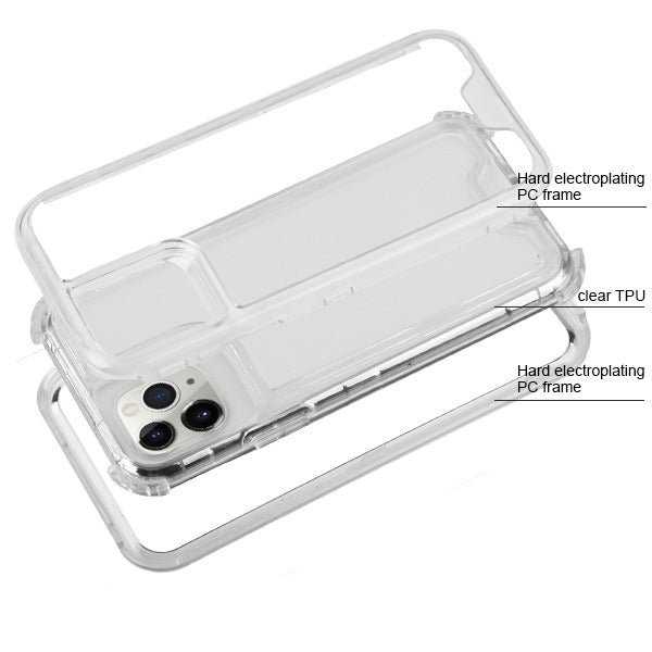 Hybrid Clear Iphone 11 Pro Max - Bling Cases.com
