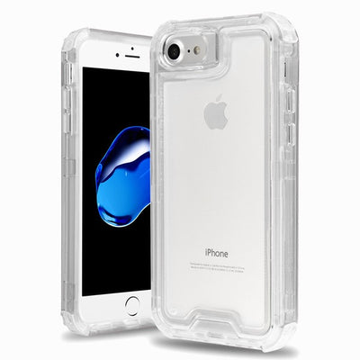 Hybrid Clear Case Iphone SE 2020 - Bling Cases.com