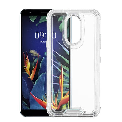 Hybrid Clear Case LG K40 - Bling Cases.com