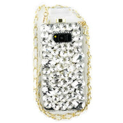 Handmade Bling Silver Bottle Case Samsung S8 Plus - Bling Cases.com