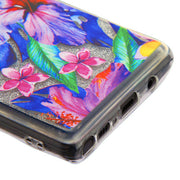 Liquid Tropical Flowers Case Samsung Note 9 - Bling Cases.com