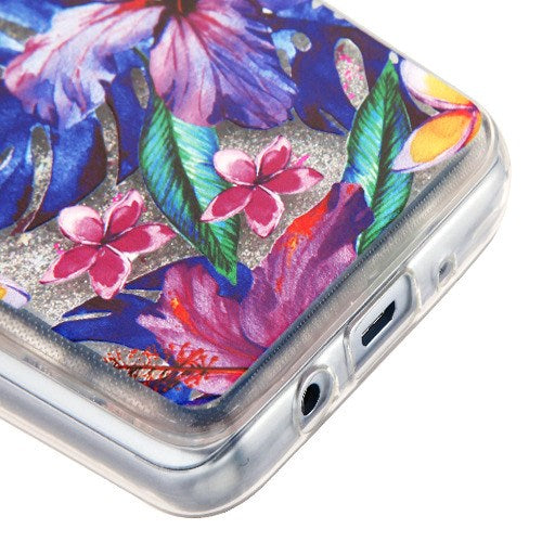 Tropical Liquid Case J3 2018 - Bling Cases.com
