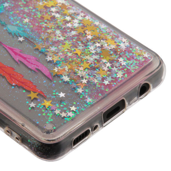 Liquid Dream Catcher Case Samsung S10 - Bling Cases.com