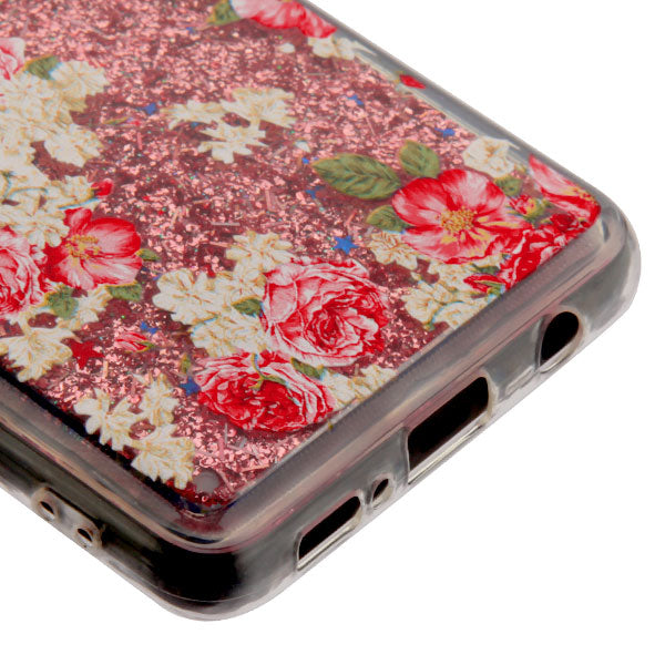 Liquid Roses Case Samsung S10 Plus - Bling Cases.com