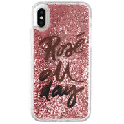 Rose All Day Case Iphone 10/X/XS - Bling Cases.com