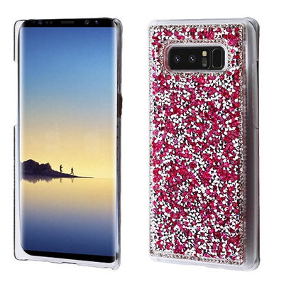 Copy of Bling Metal Pink Case Samsung Note 8 - Bling Cases.com