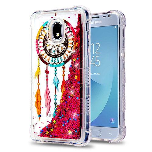 Liquid Dream Catcher Case J3 2018 - Bling Cases.com