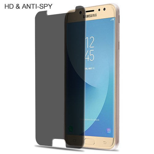 Copy of LOT of 2 Tempered Glass Privacy J7 2018 - Bling Cases.com