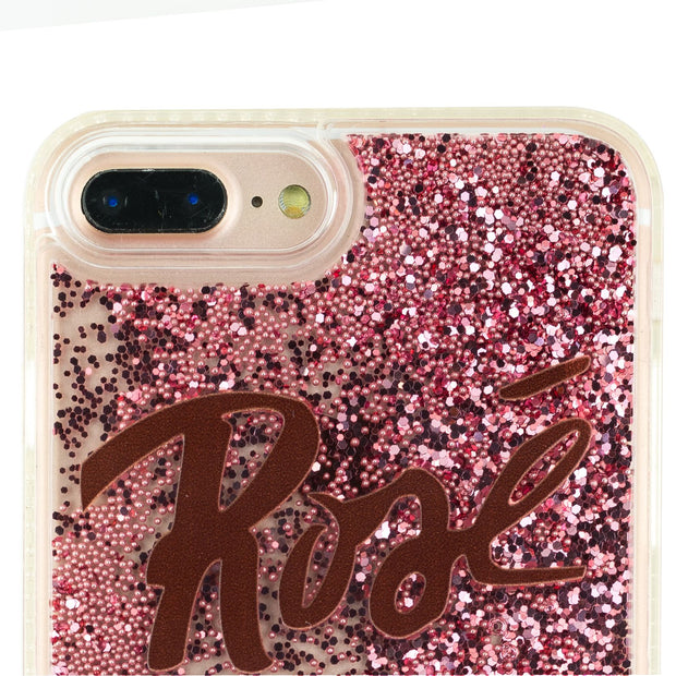 Rose All Day Liquid Iphone 6/7/8 Plus - Bling Cases.com