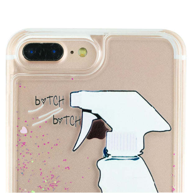 B#@*** Repellent Liquid Iphone 6/7/8 Plus - Bling Cases.com
