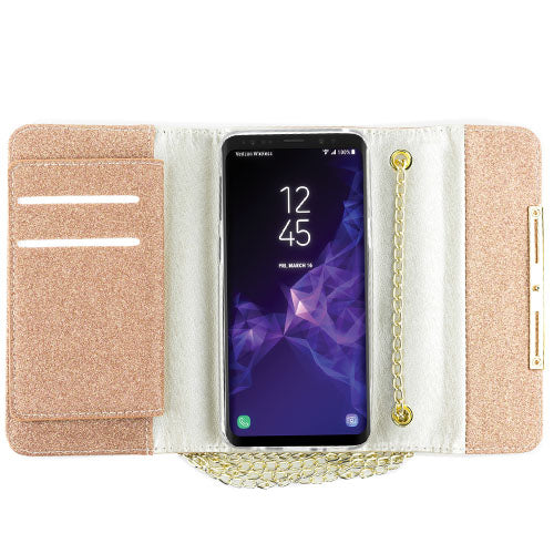 Detachable Purse Rose Gold S9