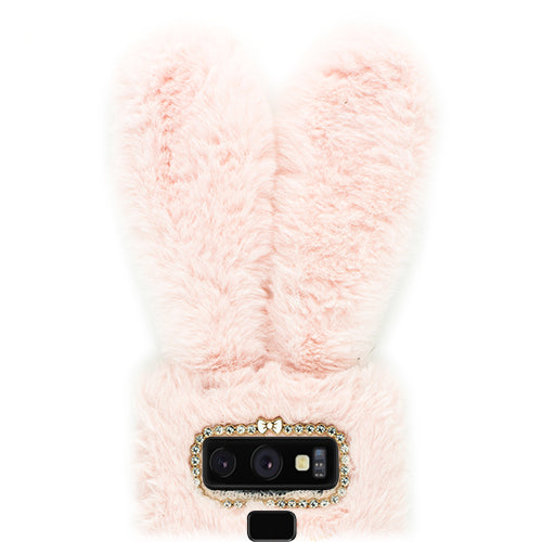 Bunny Fur Pink Note 9