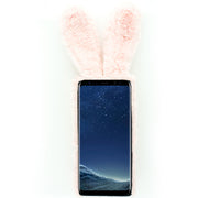 Bunny Case Light Pink Samsung S8