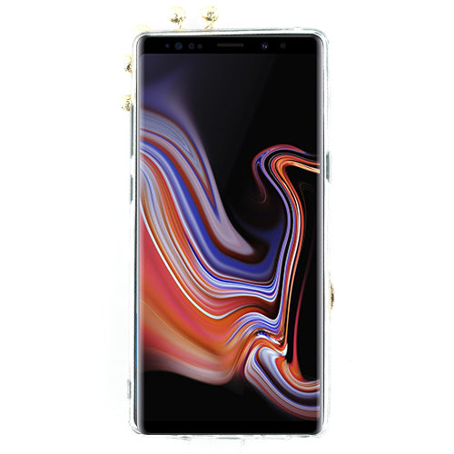 Handmade Bling Fox Stones Case Note 9