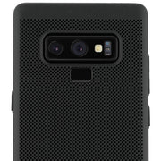Super Thin Rubberized Black Case Note 9