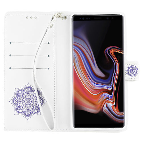 Dream Catcher Wallet Purple Note 9
