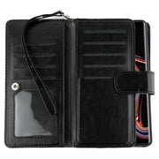 Detachable Wallet Black Note 9