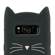 Silicone Cat Black S8