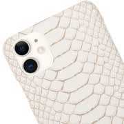 Python Faux White Case iphone 11