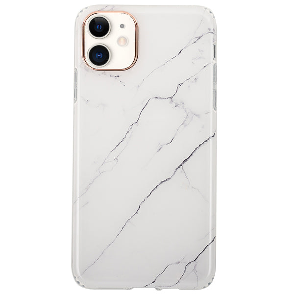 Marble White Hard Case iphone 11