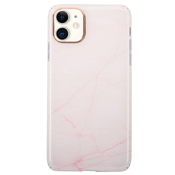 Pink Marble Hard Case iphone 11