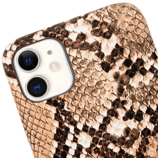 Snake Style Brown Case Iphone 11