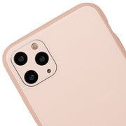 Glossy Light Pink Hard Case Iphone 11 Pro Max