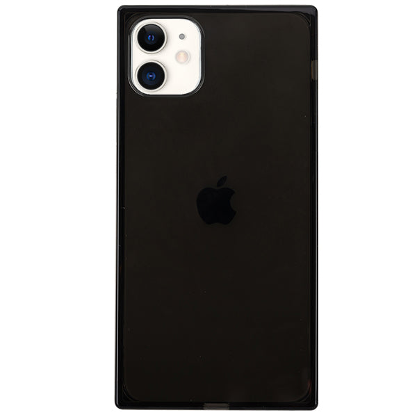 Square Box Skin Black Iphone 11