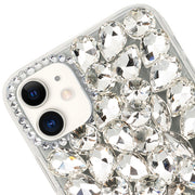 Handmade Bling Silver Case Iphone 11