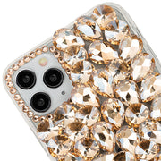 Handmade Bling Gold Case Iphone 11 Pro
