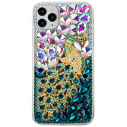 Handmade Peacock Bling Case IPhone 12/12 Pro