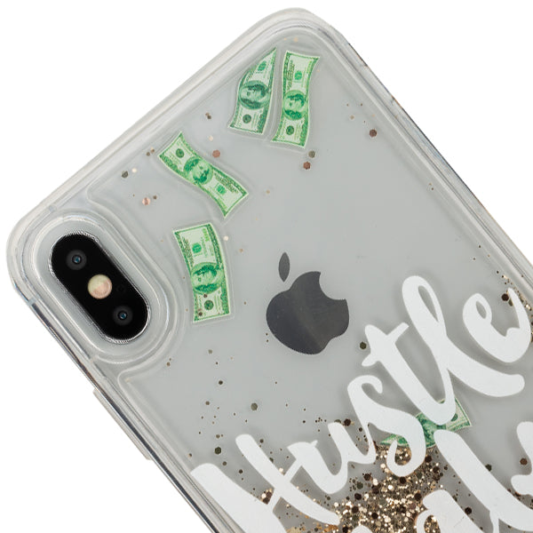 Hustle Baby Liquid Dollars Case Iphone XS Max