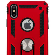 Hybrid Ring Red Iphone 10