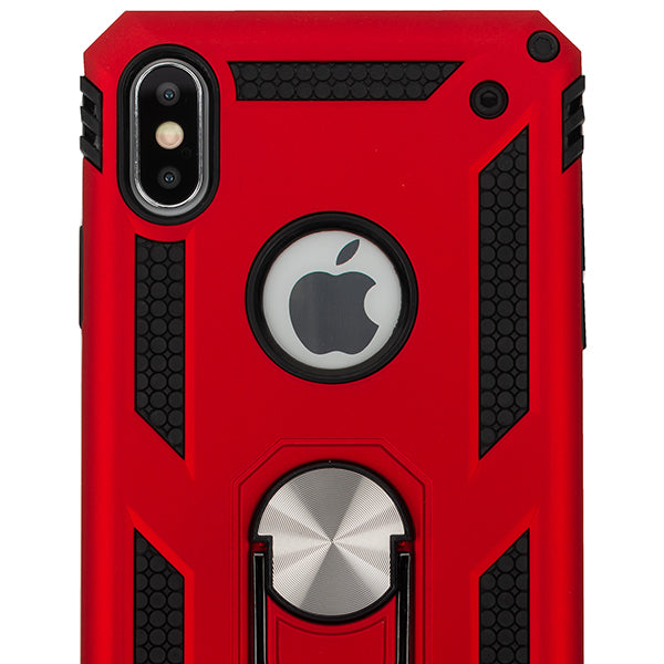 Hybrid Ring Red Iphone XS Max