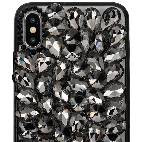 Handmade Bling Black Case Iphone XS Max