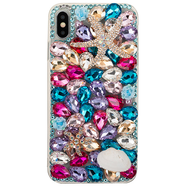 Handmade Seashells Bling Case Iphone XS Max