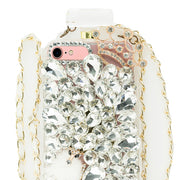 Bling Bottle Stones Fox Case Iphone 7/8