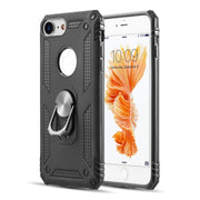 Hybrid Ring Black Case Iphone 6/7/8 - Bling Cases.com