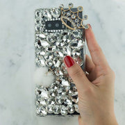 Handmade Bling Fox Stones Case Note 8 - Bling Cases.com