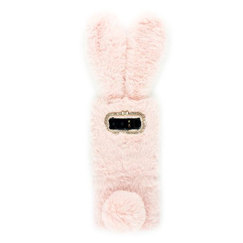 Bunny Fur Pink Note 8 - Bling Cases.com